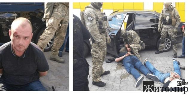 Новоград-Волынские урки против полковника СБУ. Счет 1:1