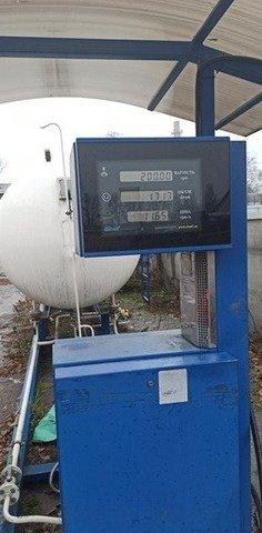 На Житомирщині виявили нелегальну заправку із скрапленим газом. ФОТО