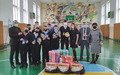 У Бердичівській школі-інтернаті прокурори привітали дітей з днем Святого Миколая. ФОТО