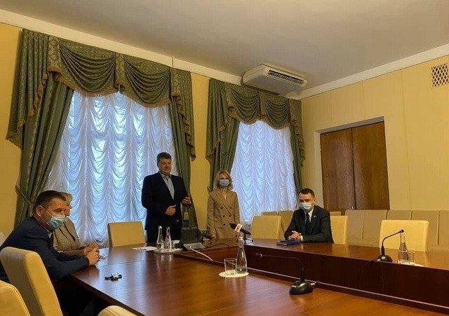 Першим заступником голови Житомирської ОДА обрано Наталію Остапченко. ФОТО