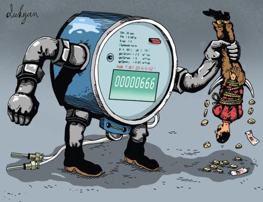 У украинской власти достаточно возможностей снизить тарифы ЖКХ