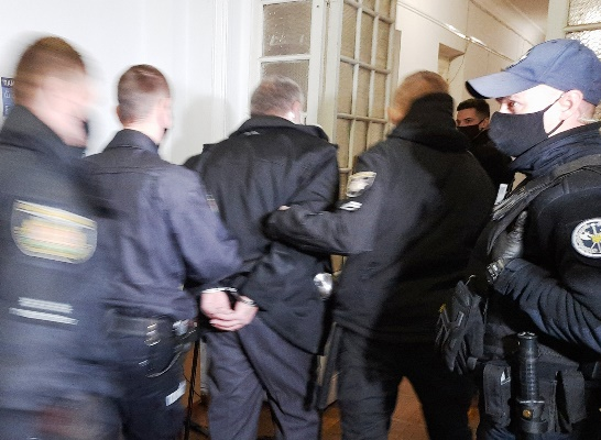 Богунский районный суд Житомира сегодня заслушал потерпевших в деле «Попельнянского стрелка»