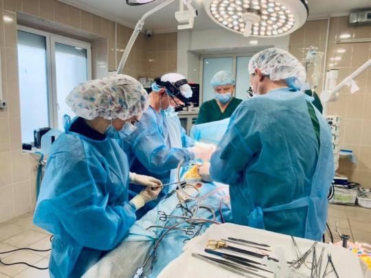 Житомирянці успішно пересадили печінку у львівській лікарні