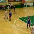 """Баскетбольний клуб """"Житомир"""" двічі програв у грі з рівненською командою"""