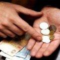 С сегодняшнего дня в Украине выросли прожиточный минимум и минимальная пенсия