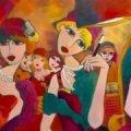 МУЗІКА. Girls From Mars - Blue Drag