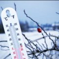Найнижча температура цього дня в Житомирі була -21 градус