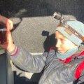 12-річний хлопець ночував у лісі