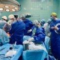 В Україні вперше провели трансплантацію нирки трирічній дитині