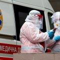 В Україні менш як 10 тисяч нових випадків коронавірусу