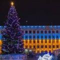 У міськраді не знають, чи будуть в Житомирі встановлювати новорічну ялинку