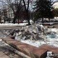 Чому з настанням холодів Житомир робиться містом фонтанів? ВІДЕО