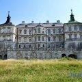 Підгорецький замок потрапив до світового рейтингу величних покинутих будівель від Daily Mail