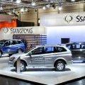 Автовиробник SsangYong Motor звернувся до суду із заявою про банкрутство