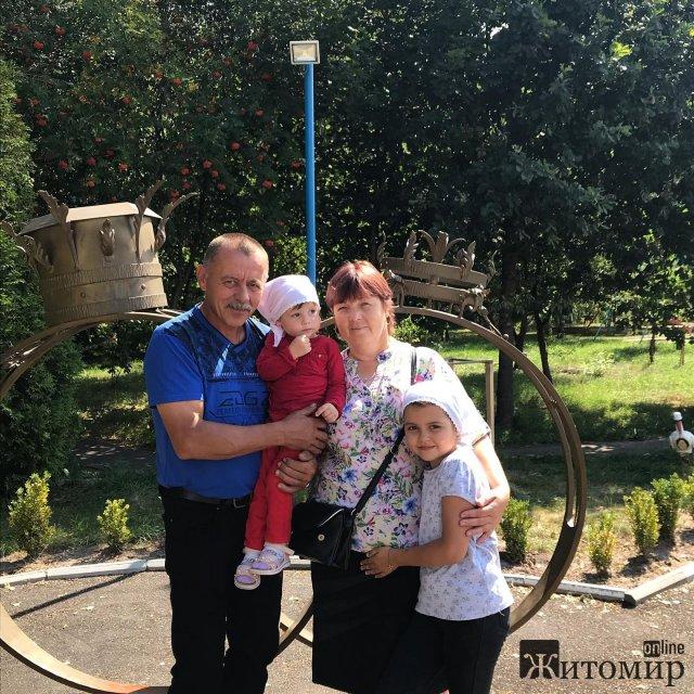 Жительці Житомирської області потрібна допомога