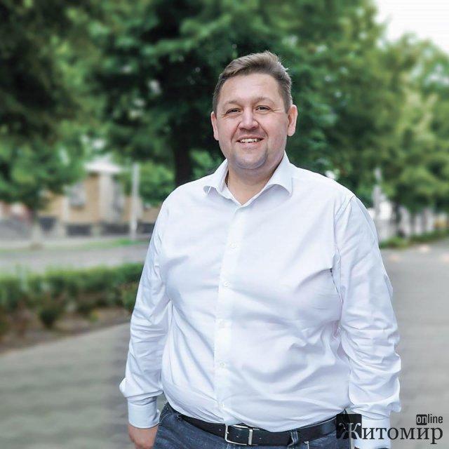 Сьогодні колишній голова Житомирської ОДА Ігор Гундич святкує день народження