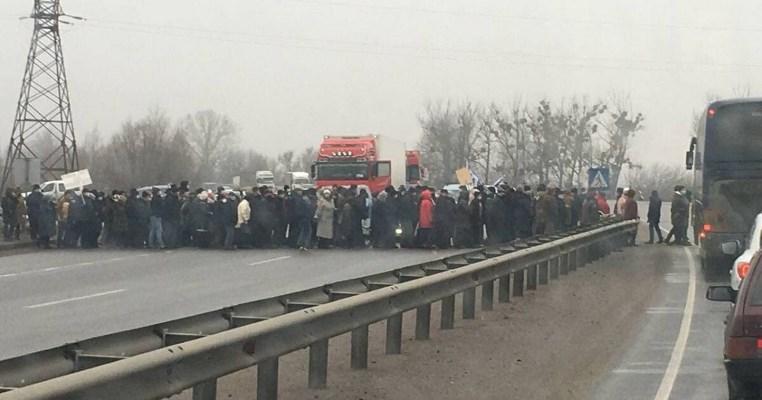 Коли житомиряни приєднаються до акції протесту полтавчан?