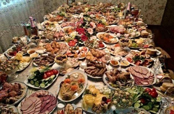 Галичани схиблені на їжі, або як галичани готуються до різдвяних свят