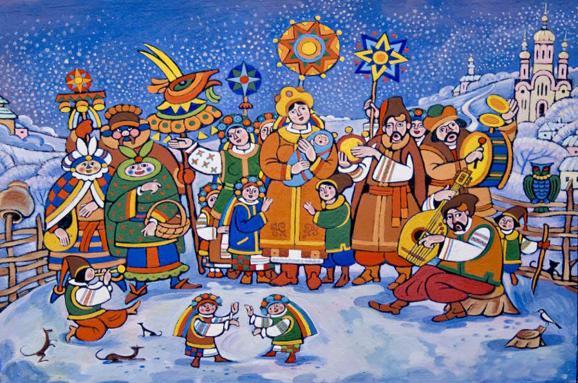 Андрій Руденький: З Різдвом Христовим!