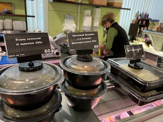 Кулінари найпопулярнішої домової кухні продовжують дивувати житомирян. ФОТО