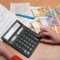 """Статистики розповіли скільки жителі Житомирської області сплатили грошей за """"комуналку"""""""
