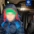 У Житомирі патрульні підвезли додому 8-річного хлопчика, який заснув у маршрутці та був без телефону. ФОТО