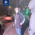 На Покровській в Житомирі патрульні зупинили Daewoo: водій був з ознаками наркотичного сп'яніння та пропонував хабар. ФОТО