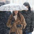Мокрий сніг та дощі: прогноз погоди на Різдво