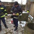 У селі на Житомирщині рятувальники витягнули з колодязя тіло чоловіка. ФОТО