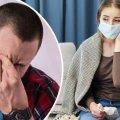 Вчені назвали симптоми затяжного COVID-19