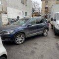 Допоможіть знайти водія, який заблокував проїзд у Житомирі. ФОТО
