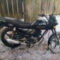 У Новограді-Волинському 17-річний парубок викрав мотоцикла з чужого гаража