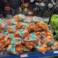 """Яким """"Дуетом"""" спокушають на видатки житомирян у популярному житомирському маркеті? ФОТО"""