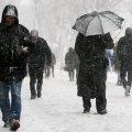 В Україну йдуть сильні снігопади та дощі, - синоптик