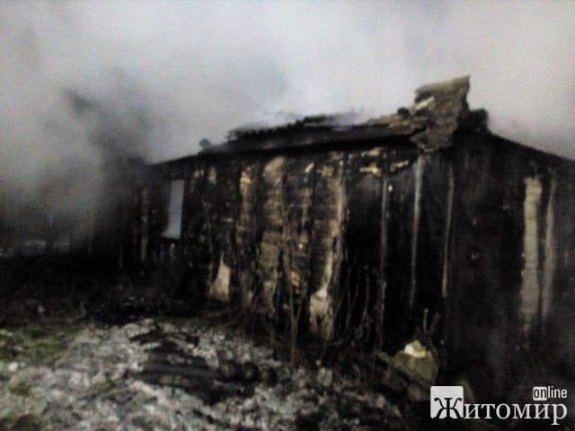 У Житомирському та Новоград-Волинського району рятувальники виявили тіла чоловіка й жінки. ФОТО
