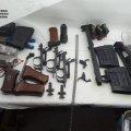 На Житомирщині перекрито міжнародний канал контрабанди частин вогнепальної зброї