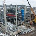 У міськраді Житомира кажуть, що реконструкція ТЕЦ на пров. Винокурному виконана майже на 70%