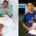 В Мексике 27-летний футболист остался без ноги