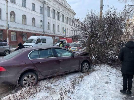 З'явилася ще одна версія аварії на Великій Бердичівській
