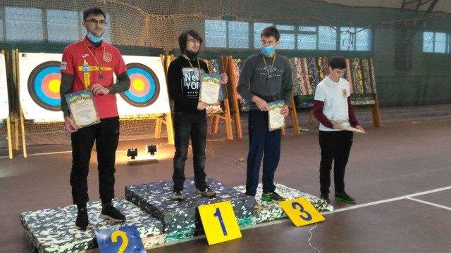 Двоє спортсменів з Житомирщини привезли медалі з Чемпіонату України зі стрільби з лука. ФОТО