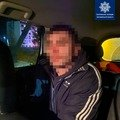 У Житомирі патрульні зупинили п'яного водія без права керування. ФОТО