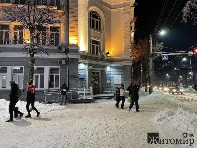 Хто прибере сніг з-під носа у Бунечка та Сухомлина? ФОТО