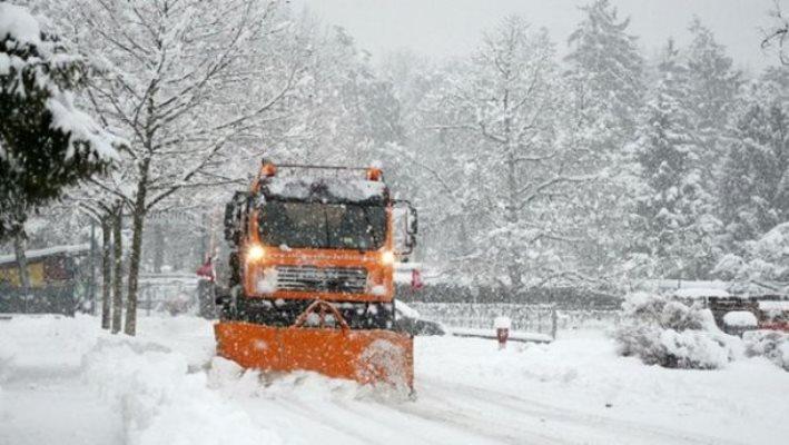 Де і на кого працює снігоприбиральна техніка у Житомирі?