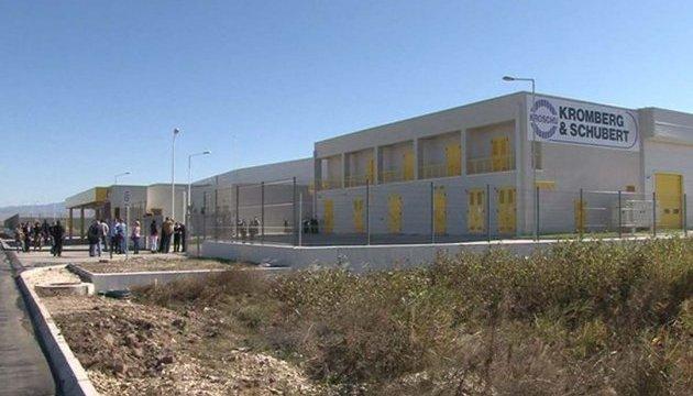 """У Житомирі 6 звільнених працівників заводу """"Кромберг енд Шуберт"""" подали до суду. ВІДЕО"""