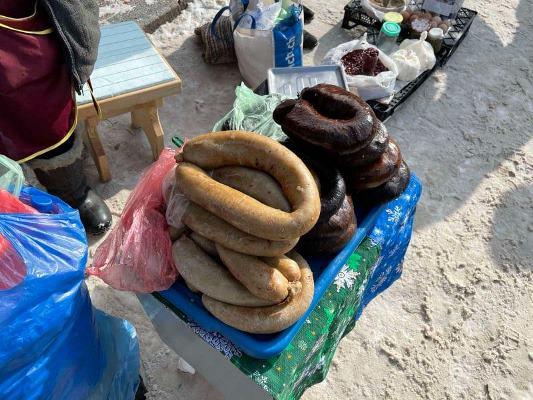Почому сьогодні кров'янка на Житньому ринку у Житомирі? ФОТО
