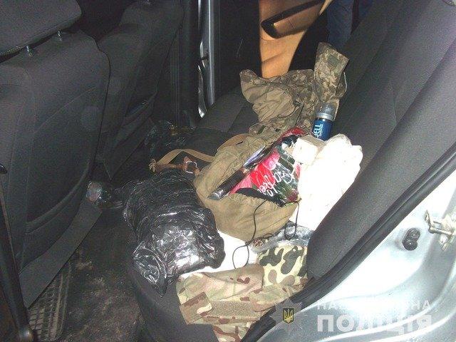 Чоловіка з Житомирщини затримали за перевезення боєприпасів після 4 років переховування. ФОТО