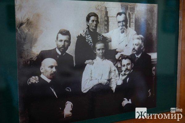 Голова Житомирської облради подивився, чи готовий музей до відзначення 150-річчя від дня народження Лесі Українки. ФОТО