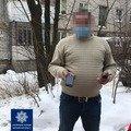 У Житомирі зловили грабіжника, який вкрав у хлопця телефон. ФОТО