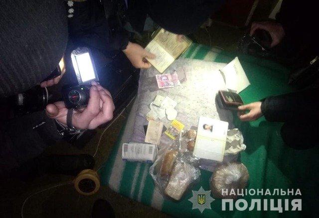 У Житомирі затримали причетного до пограбування пенсіонерки. ФОТО