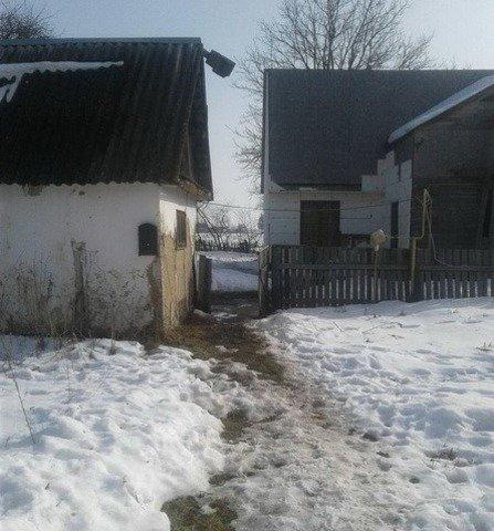 На Житомирщині компанія чоловіків вбили свого співчарувальника та сховали тіло у підсобному приміщенні